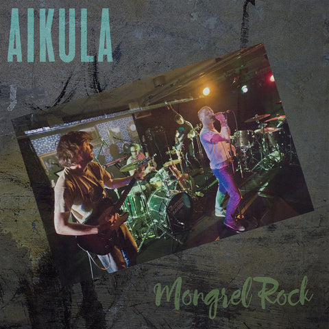 "OTTT36 - Aikula ""Mongrel Rock"" vinyl LP"