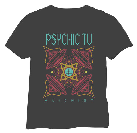 "Psychic TV ""Alienist"" t-shirt"