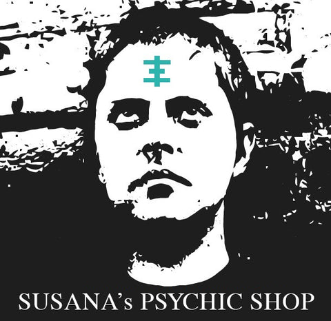 SUSANA's PSYCHIC SHOP ITEMS