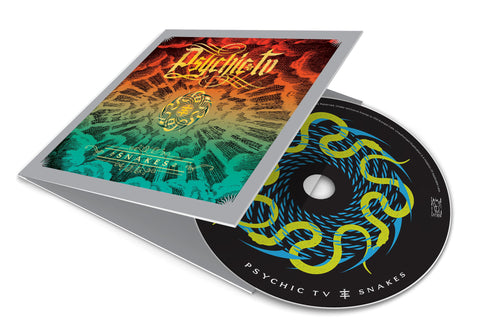 Snakes CD - autographed
