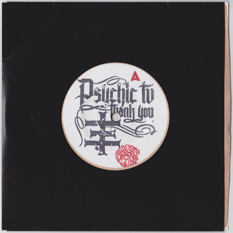 Thank You 'redux' PROMO 7""