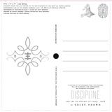 Psychic TV - In The Shadow Of The Sun - Flexi postcard