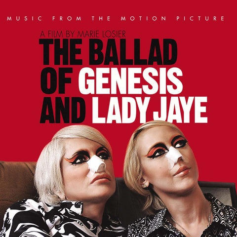 The Ballad of Genesis & Lady Jaye - Music from the Motion Picture CD