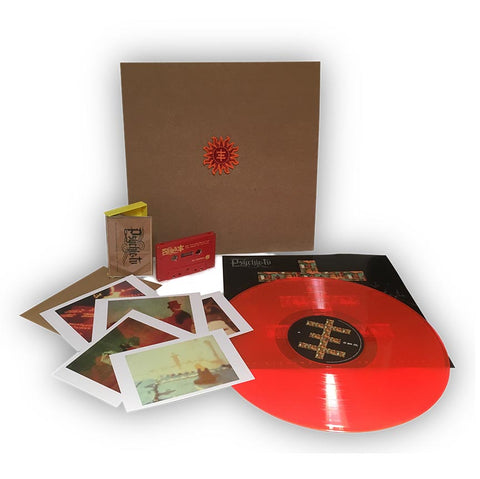 THE EVENING SUN TURNS CRIMSON - ANGRY LOVE EDITION - PREORDER