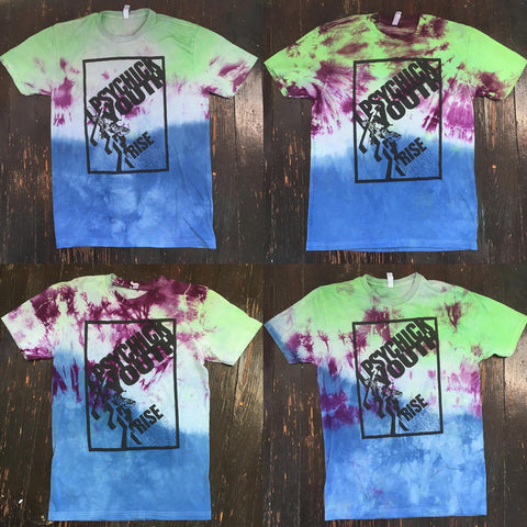RISE - Limited Edition - HAND DYED T - version II