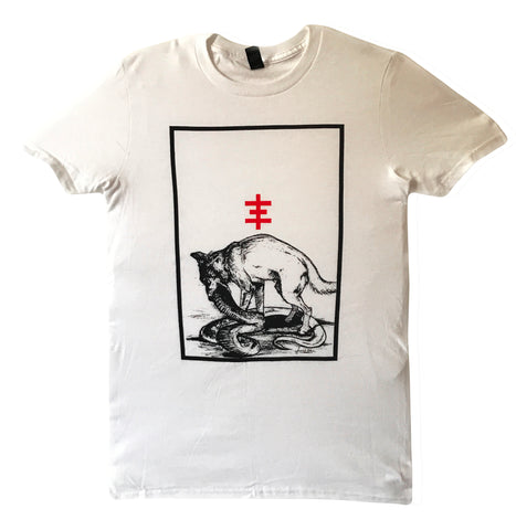 Wolf Knot - Allegory and Self - T-shirt