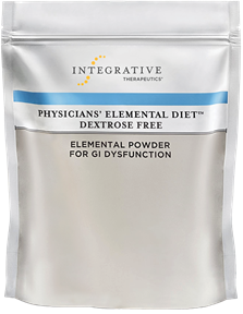 Physicians' Elemental Diet Dextrose Free
