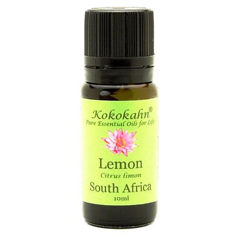 Lemon Essential Oil - 10% OFF