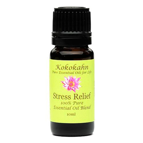 Stress Relief Essential Oil Blend - 10% OFF