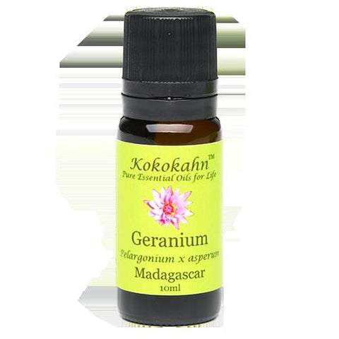Geranium Essential Oil - 10% OFF