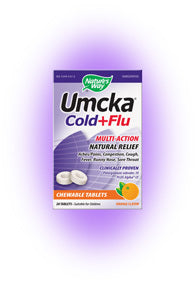 Umcka® Cold+Flu Chewable 20's