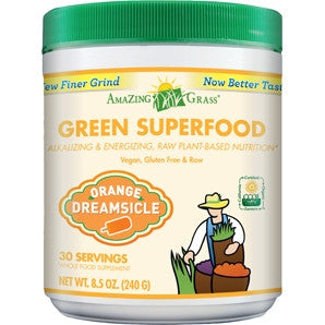 Orange Dreamsicle Green SuperFood - 30% OFF