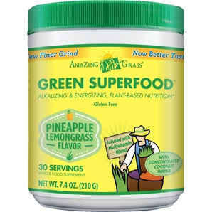 Pineapple LemonGrass Green SuperFood - 30% OFF