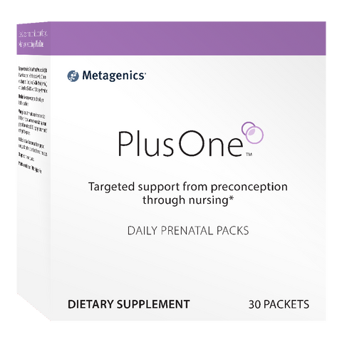 PlusOne™ Daily Prenatal Packs (Formerly Wellness Essentials Pregnancy)