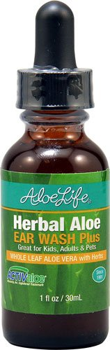 Aloe Life Herbal Ear Wash