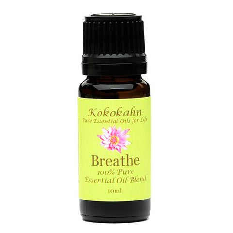 Breathe Essential Oil Blend - 10% OFF