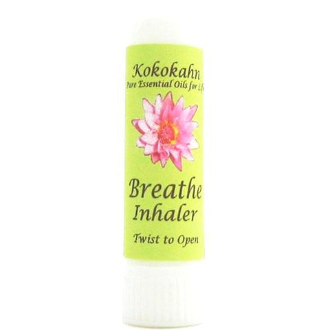 Breathe Aromatherapy Inhaler - 10% OFF
