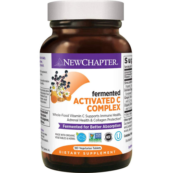 Activated C Food Complex - 25% OFF