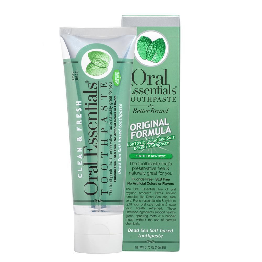 Clean and Fresh™ Toothpaste 3.75 Oz.