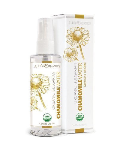 Organic Bulgarian Chamomile Water Spray