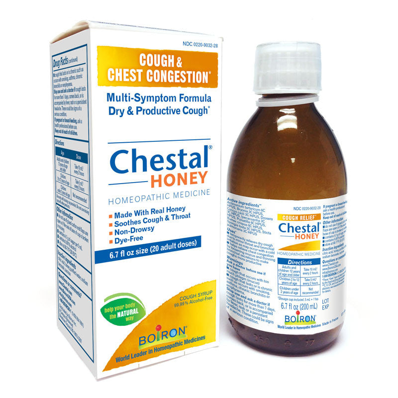 Chestal Honey Cough & Chest Congestion