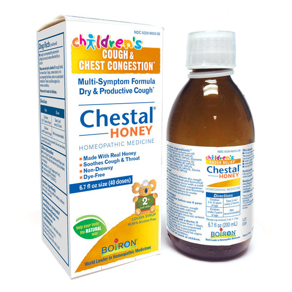 Children's Chestal® Honey Cough & Chest Congestion