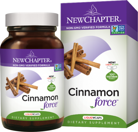 Cinnamon Force - LiVCaps- 30% OFF