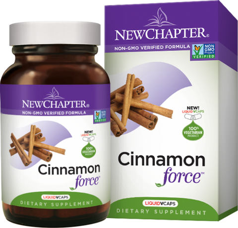 Cinnamon Force - LiVCaps- 25% OFF