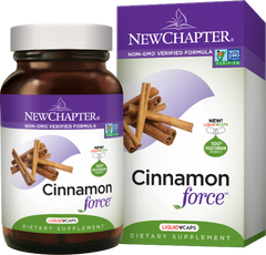 Cinnamon Force - LiVCaps & Softgels - 30 to 40% OFF