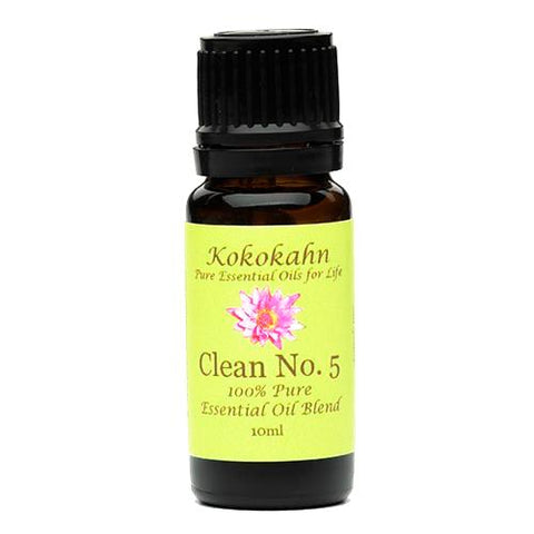 Clean No. 5 Essential Oil Blend - 10% OFF
