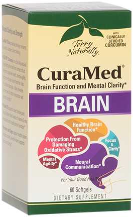 CuraMed® Brain - 15% OFF