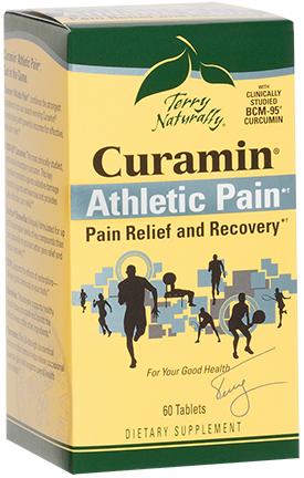 Curamin® Athletic Pain*† - 15% OFF