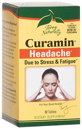 Curamin® Headache*† - 15% OFF