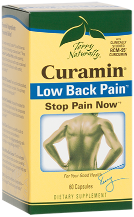 Curamin® Low Back Pain*† - 15% OFF