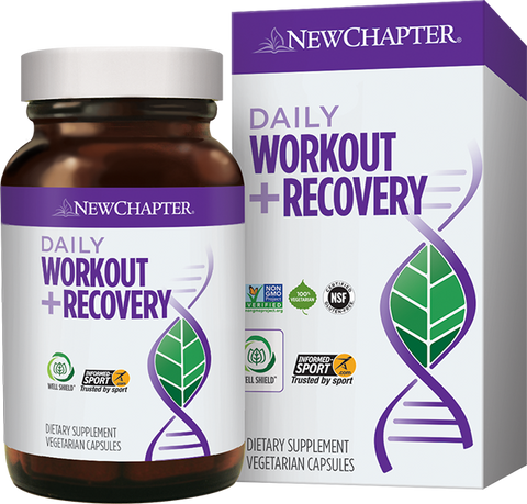 Daily Workout & Recovery - 30% OFF