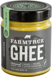 Traditional Organic Ghee