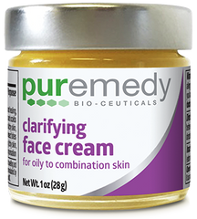 Clarifying Face Cream for Oily Skin/Combination Skin 1oz & 2oz