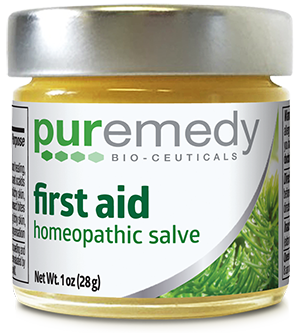 First Aid Salve 1oz & 2oz (New Lower Price)