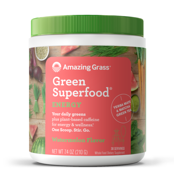Energy Watermelon Green SuperFood