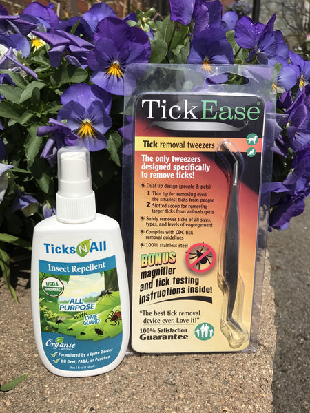 Tickease Tick Removal Tweezers