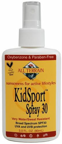KidSport SPF 30+ - Spray/Lotion