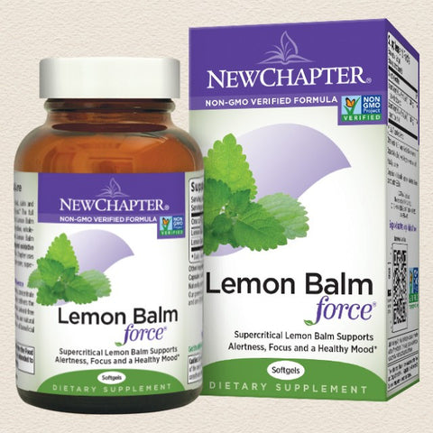 Lemon Balm Force®