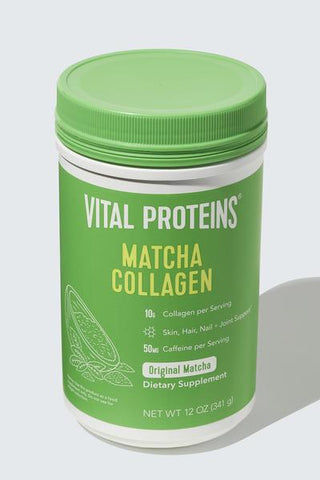 Collagen Matcha Powder 12oz