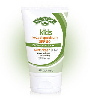 Kids Broad Spectrum SPF 50 Sunscreen