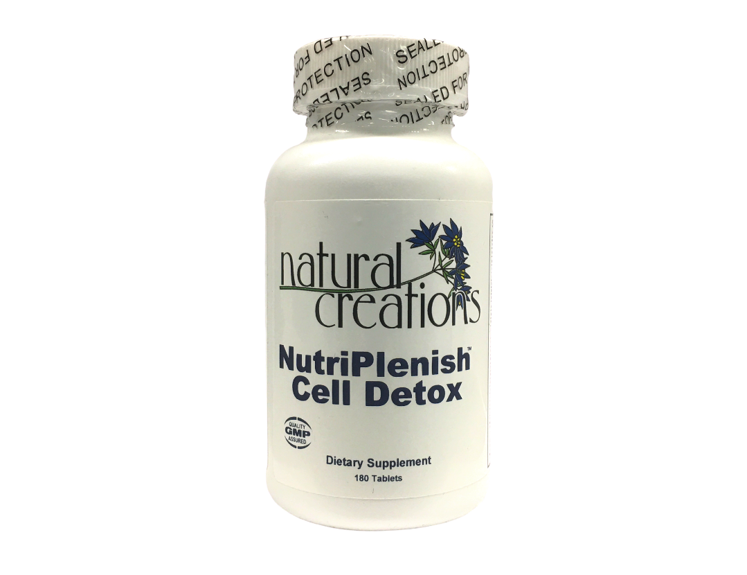 NutriPlenish Cell Detox