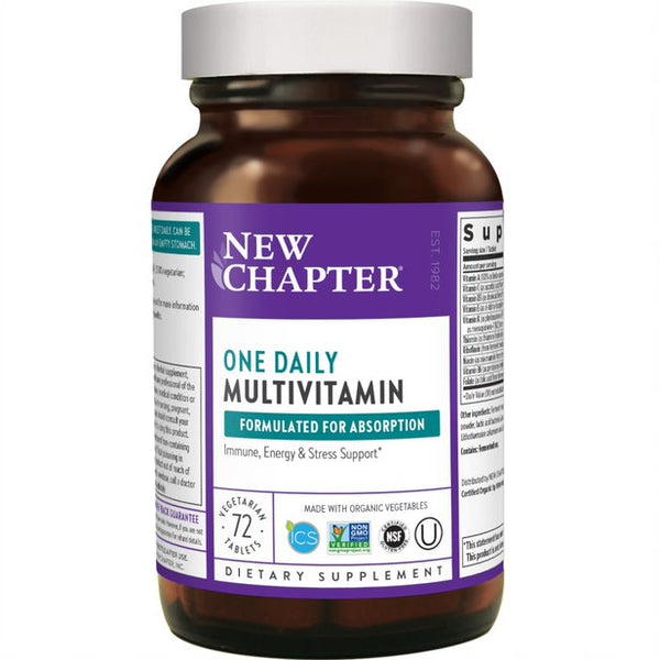 One Daily Multivitamin (formerly Only One Multivitamin)