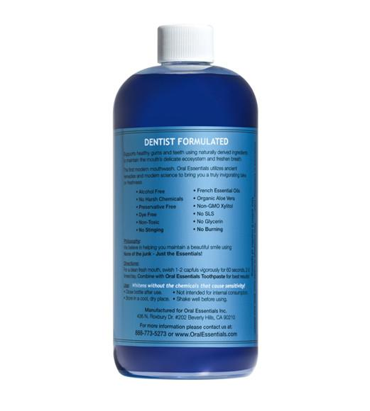 Whitening™ Mouthwash for Sensitive Teeth 16 Oz.