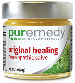 Original Healing Salve (Also New 1/2oz Tube)