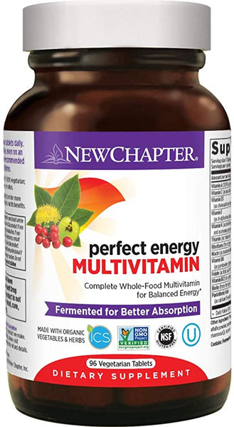 Perfect Energy Multivitamin - 25% OFF