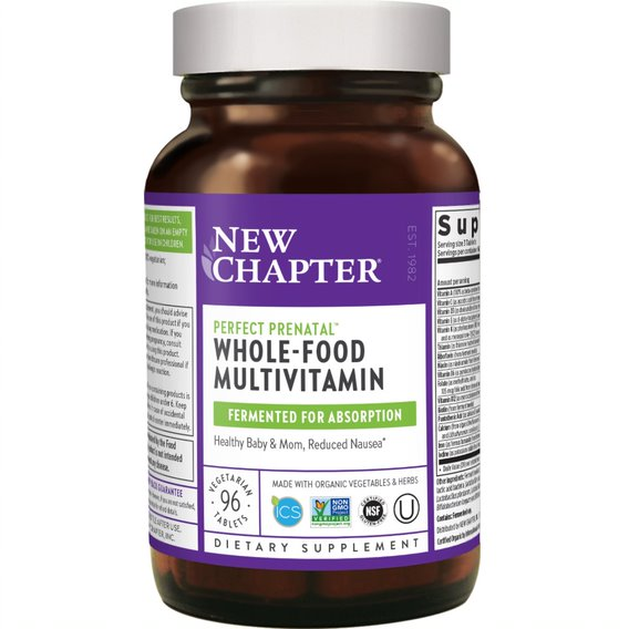 Perfect Prenatal™ Multivitamin - 25% OFF